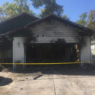 Fire Damage Restoration Ocala, FL