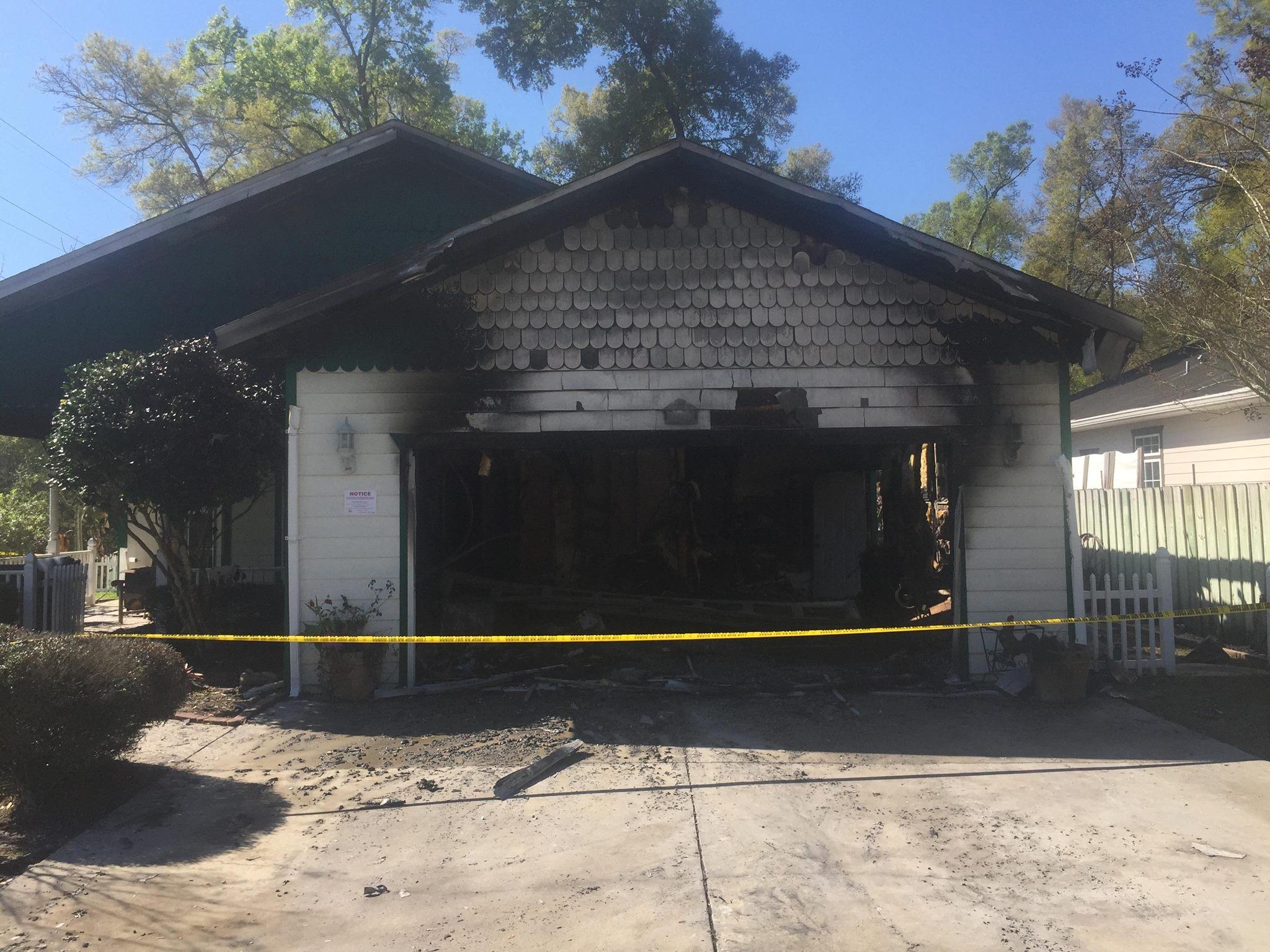 Fire Damage Cleanup Ocala Fl Damage Control Services