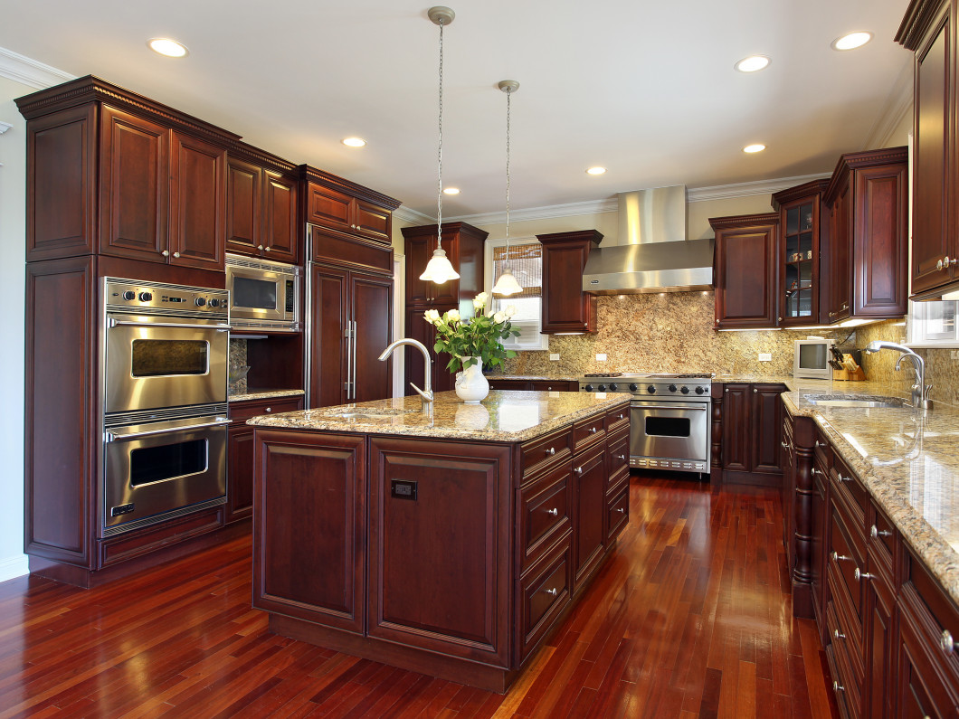 Trust us to remodel your kitchen